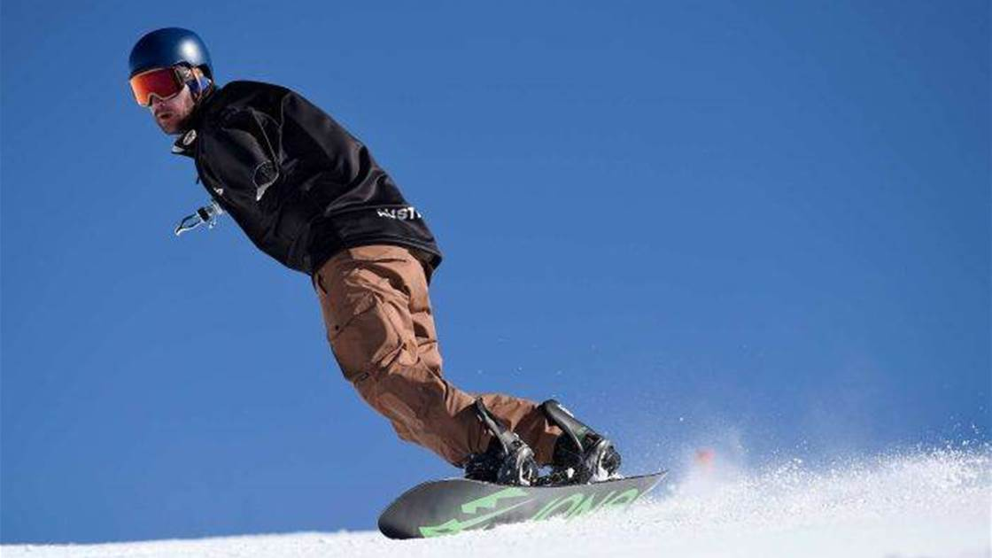 From Shark Attack Victim To Paralympic Snowboarder Tracks Magazine
