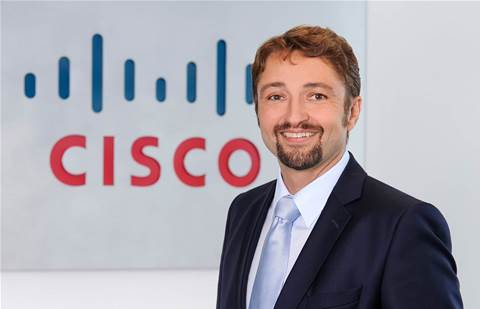 a91a5bc1548 Cisco names its Germany general manager Oliver Tuszik as global channel  chief