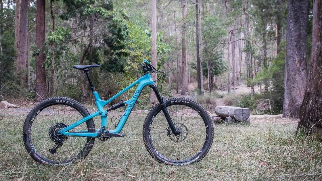 TESTED: Canyon Spectral Women CF 8 0 - Australian Mountain Bike