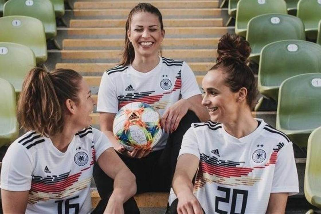 114cfc7c2a0 Germany lead the way with 2019 Women s World Cup jersey release ...
