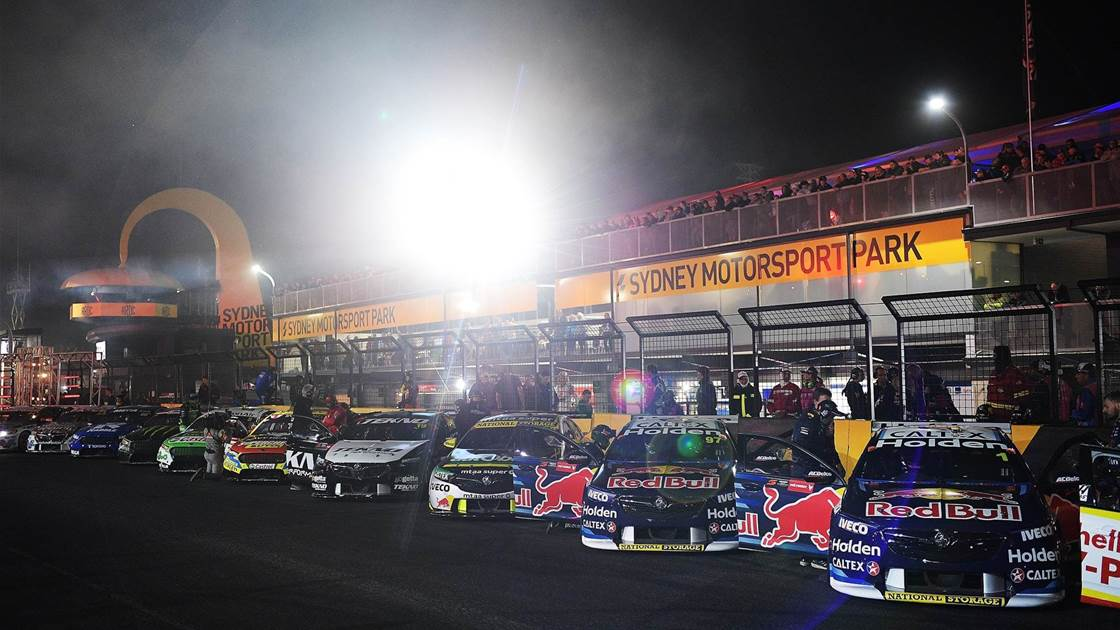 V8 Supercars Calendar 2017 >> Sydney Snubbed In Supercars Calendar Reshuffle Motorsport