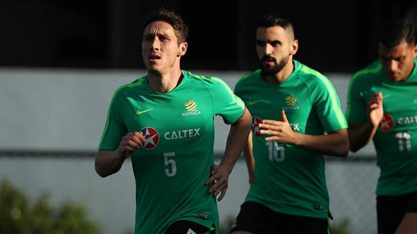333505cca Milligan appointed permanent Socceroos captain