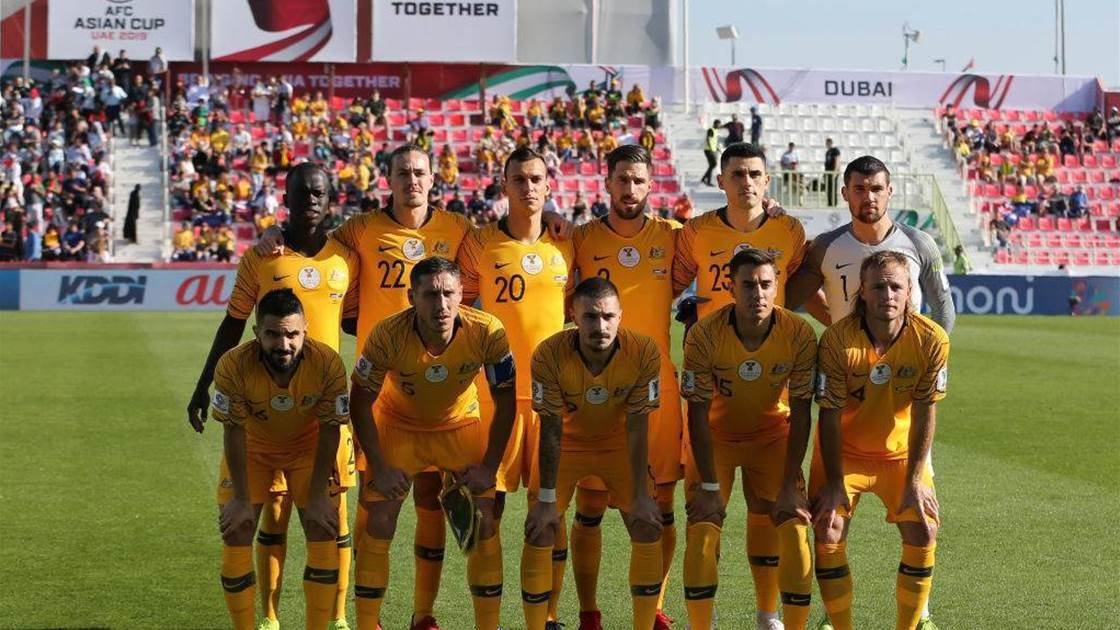 Socceroos fan reaction   Imagine Ikonomidis and Arzani in the same team  364121dcb
