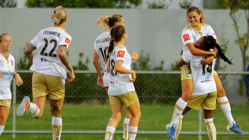 68faae0a newcastle jets - The Women's Game - Australia's Home of Women's ...