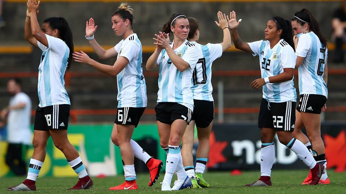 2b9001a87 It s just the beginning for Argentina - FTBL