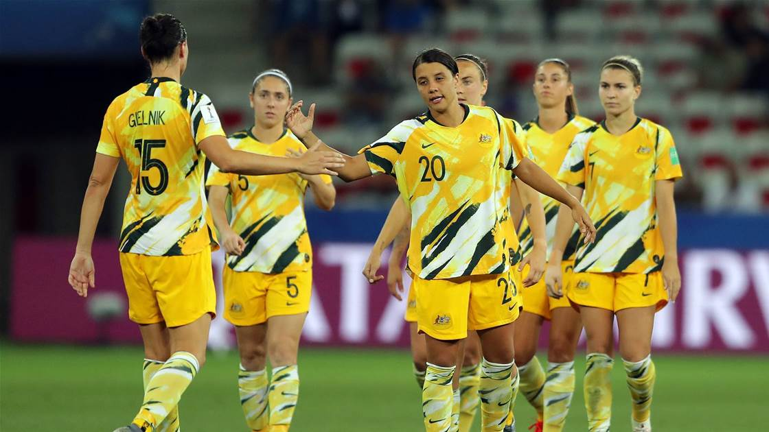 Image result for australia women chile gelnik""