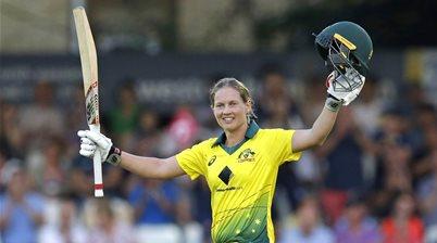 Australian Women S Cricket Team The Women S Game