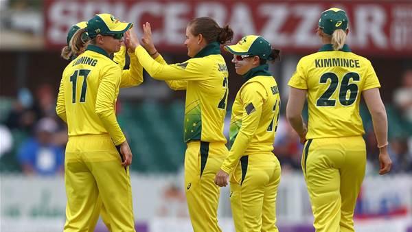 England Women S Cricket Team The Women S Game