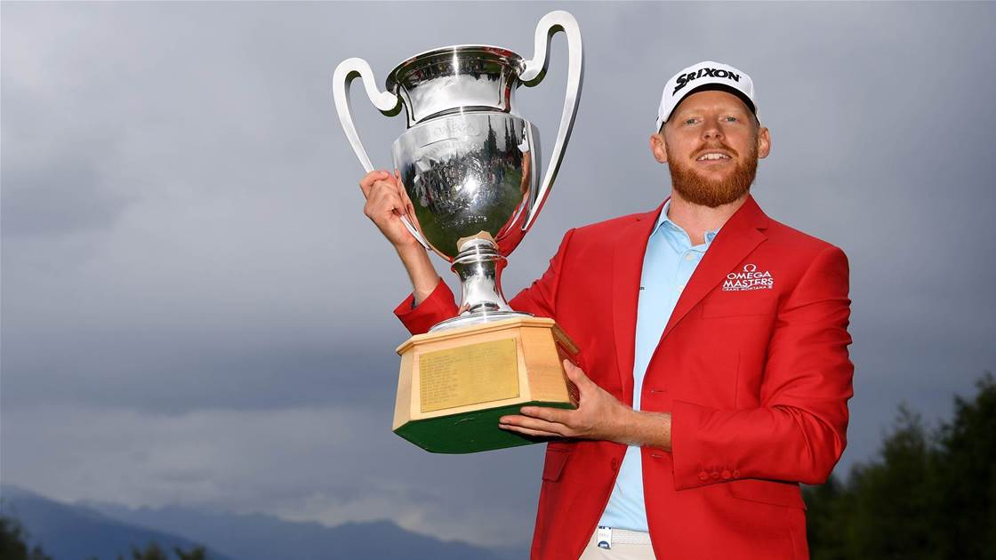Soderberg claims European Masters in playoff - Golf