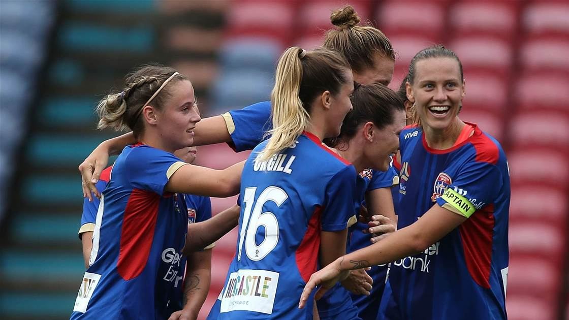 5efc5600 Semi-final preview: Newcastle Jets - FTBL | The home of football in ...