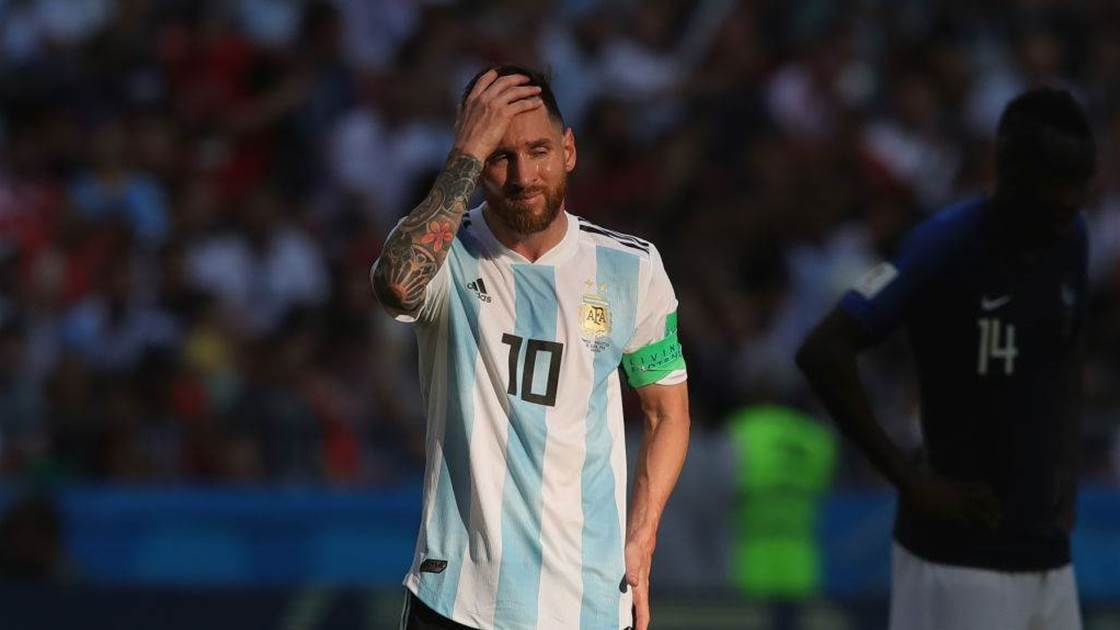 check out 975f9 3b7a6 FIFA President Infantino Says Argentina Captain Messi ...