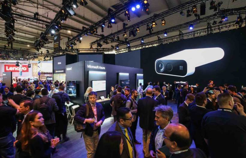 Microsoft Kinect reborn as smart eyes and ears for IOT