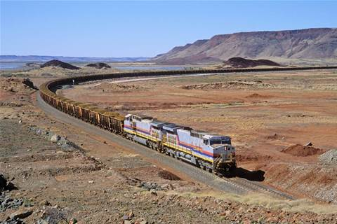 Rio Tinto's autonomous train makes first solo pit-to-port