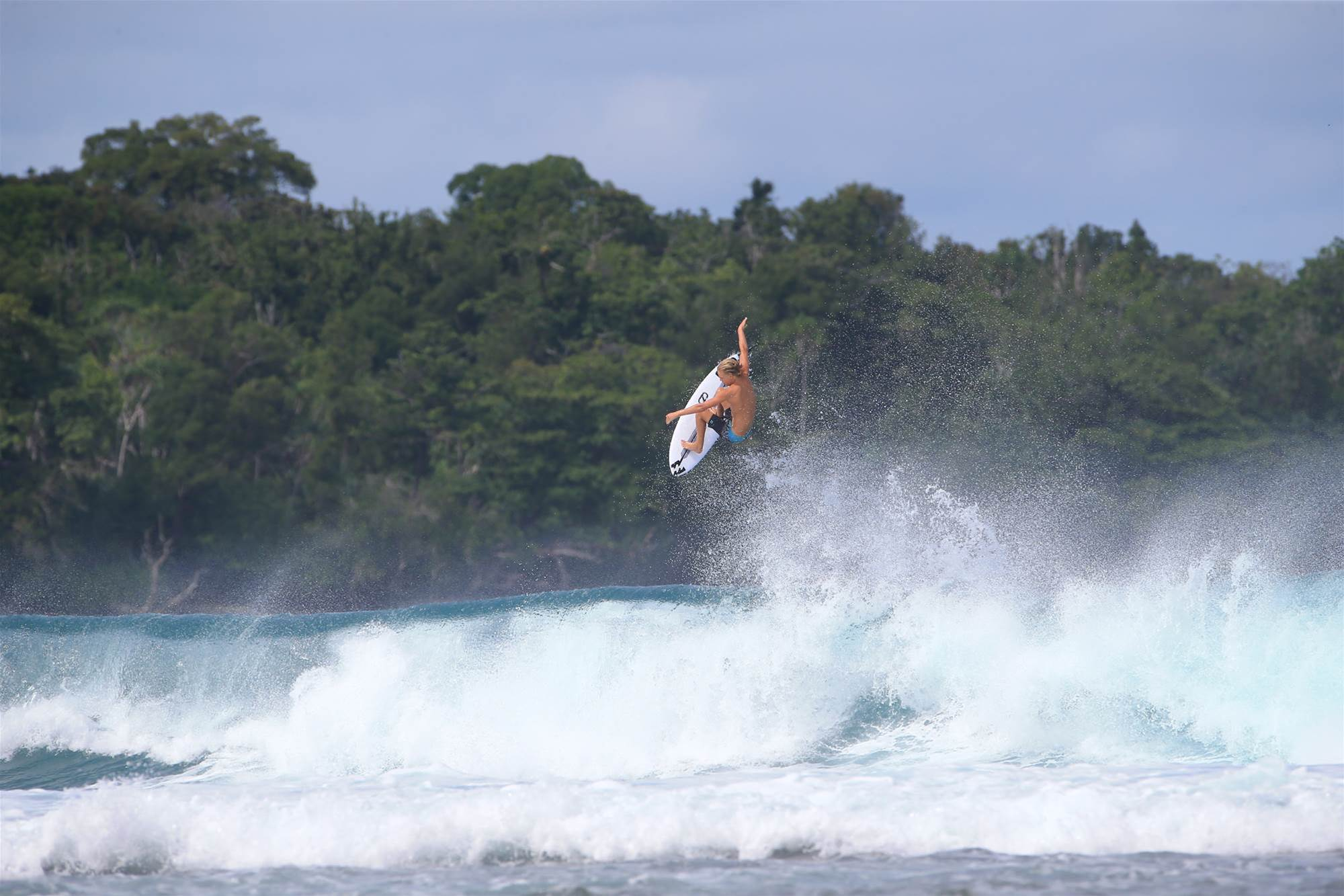 Brodi Sale A Hawaiian Wunderkind In Indo Tracks Magazine