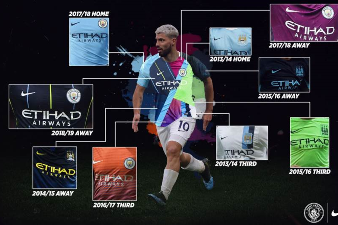 cf58fda19 Manchester City unveil impressive Nike six-year mashup jersey - Gear ...
