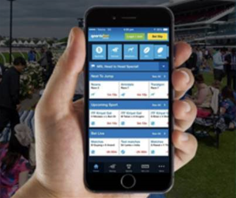 sportsbet live betting rules