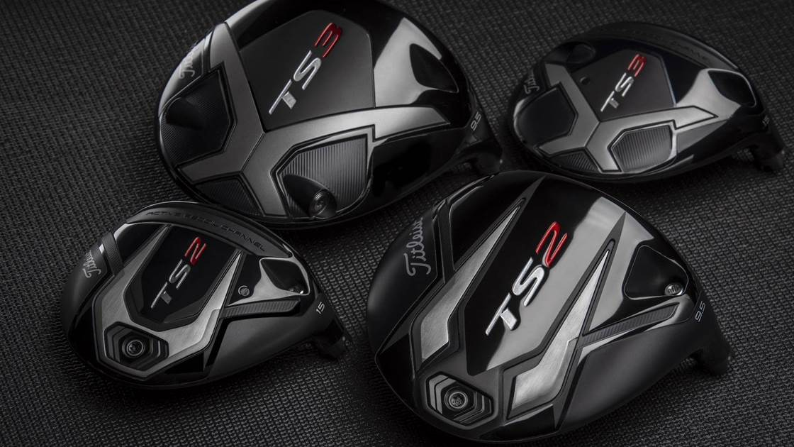 Titleist TS2 and TS3 woods built for speed - Golf Australia