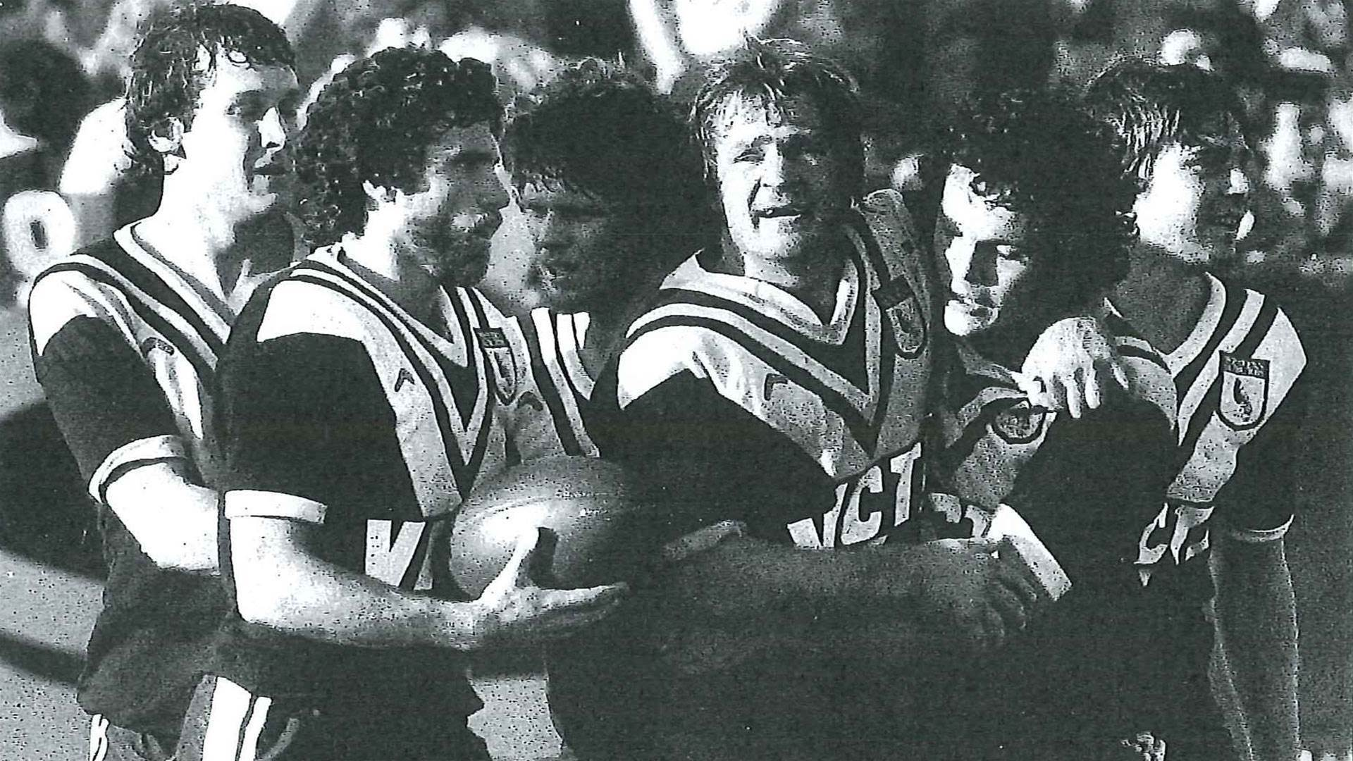 Roy Masters and the Magpies' Victa era - League - Inside Sport