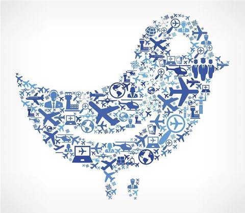 Twitter data improves investor forecasts in airline study