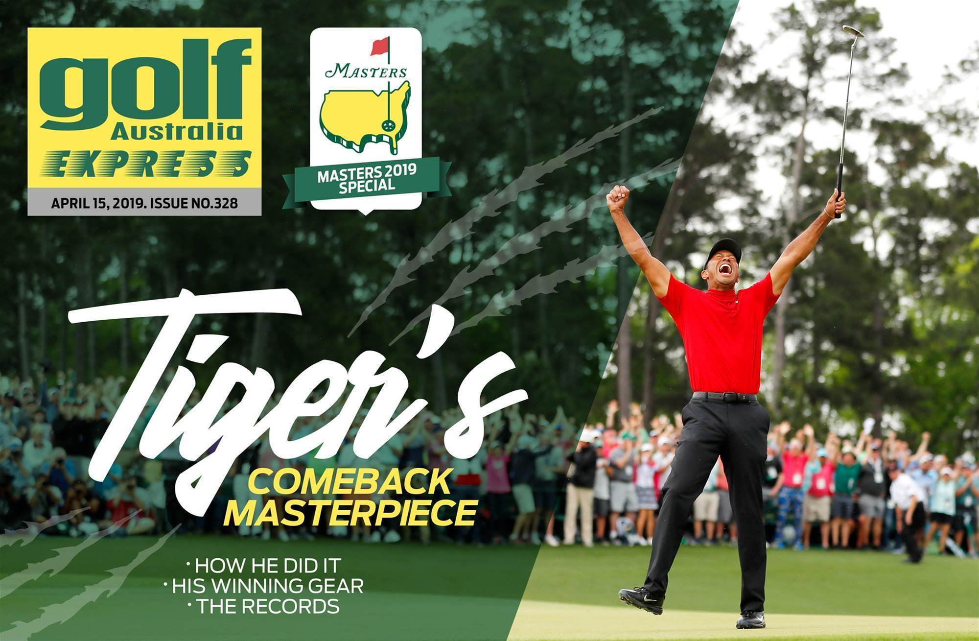 GA Express 328: Masters Review Early Edition - Golf
