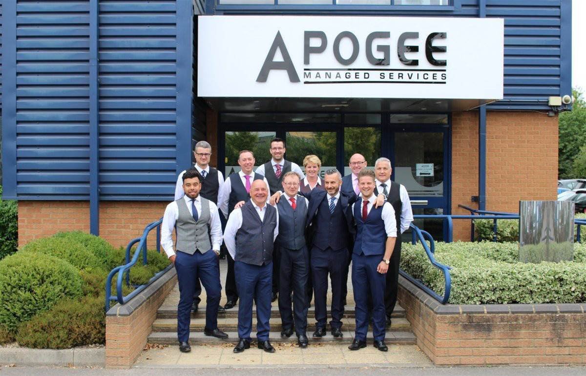 Image result for Hp Buys Uk Office Supplier Apogee