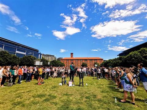 Google staff in Sydney walk out - Strategy - iTnews