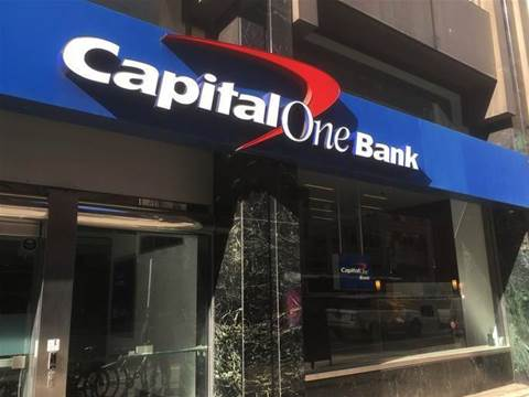 Capital One shares drop on questions over hack - Finance