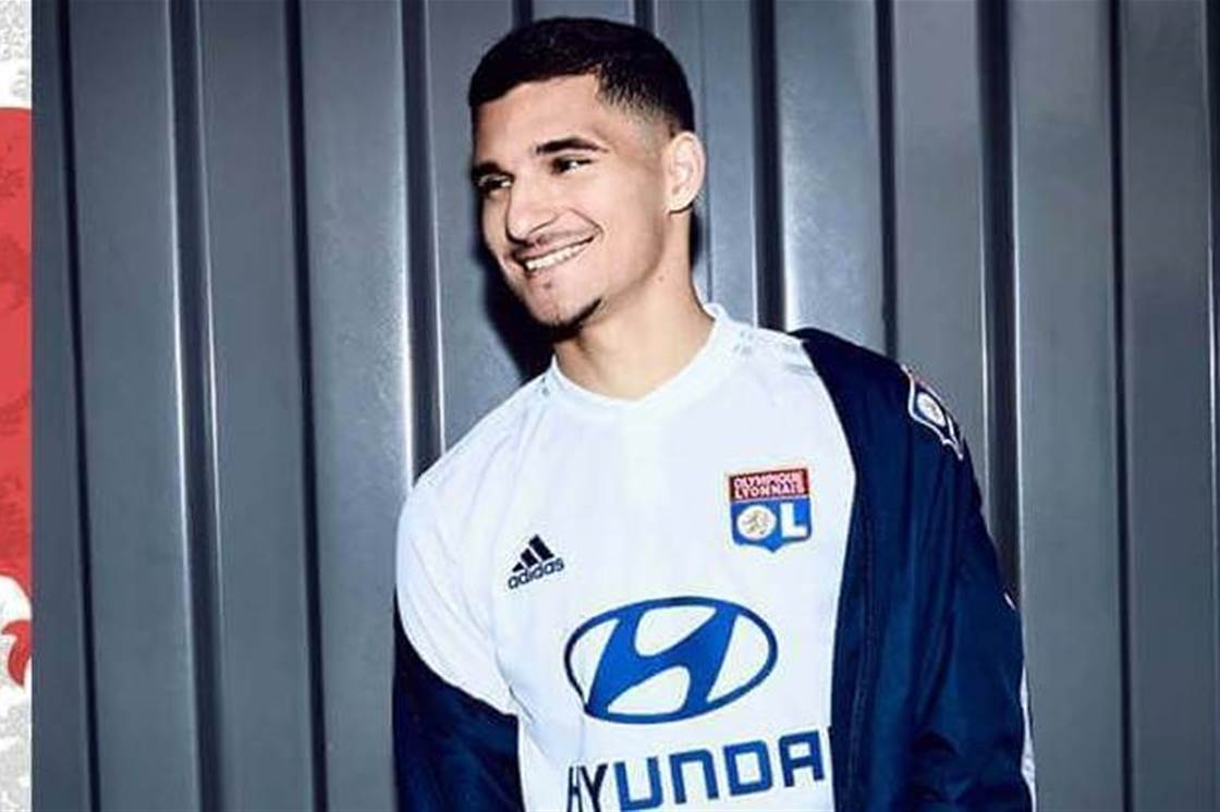 7feab4be Olympique Lyonnais unveil home and away strips for 2019/20! - Gear ...