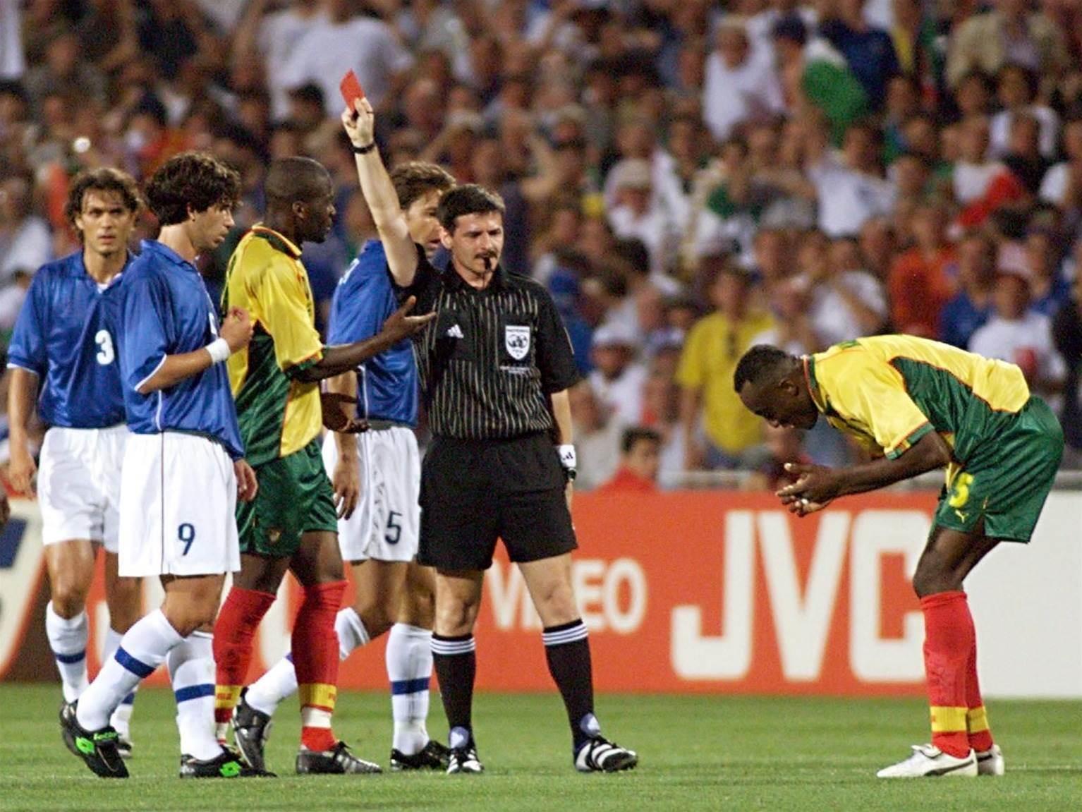 Image result for eddie lennie referee