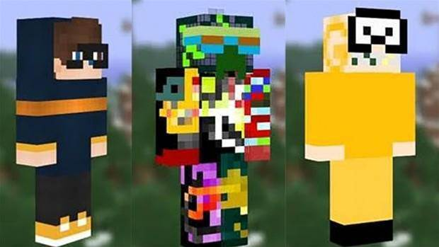 Malicious Code Found In Minecraft Skins Has Infected Accounts - Skins fur minecraft pc