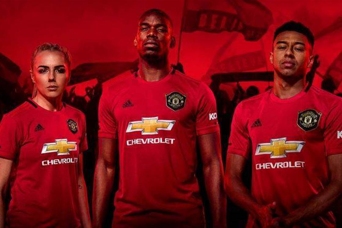 cf827e8dc Manchester United s 2019 20 home kit honours  98 99 treble-winning side