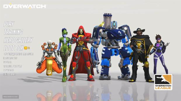 how to get overwatch league tokens and skins pc playstation