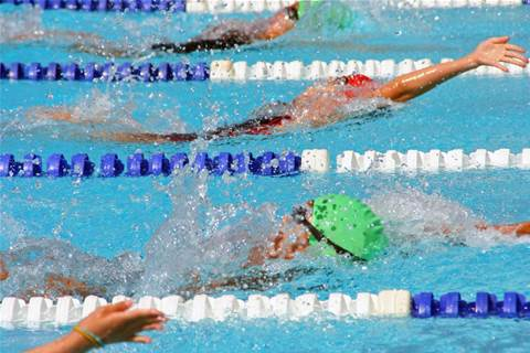 Swimming Australia dives into AWS cloud and analytics deal