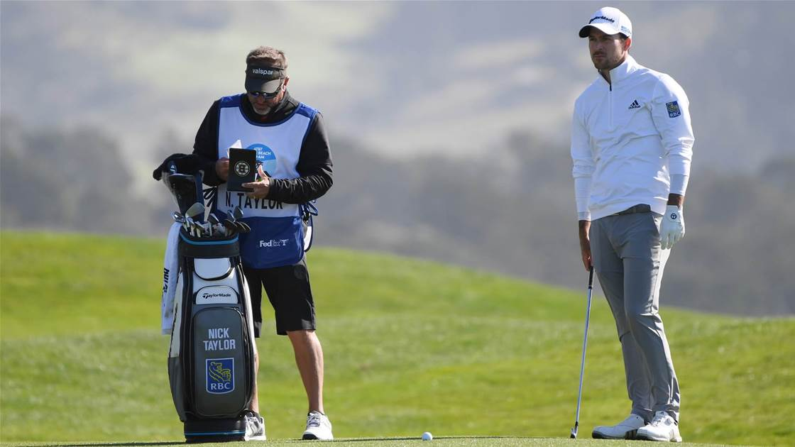Image result for at&t pebble beach pro am nick taylor
