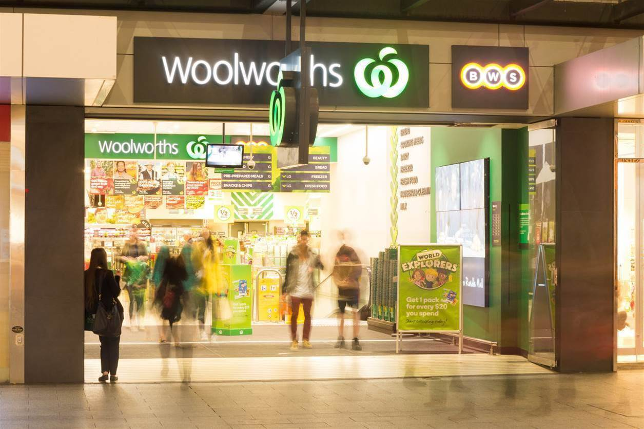 Woolworths Supermarkets Hit By It Outage
