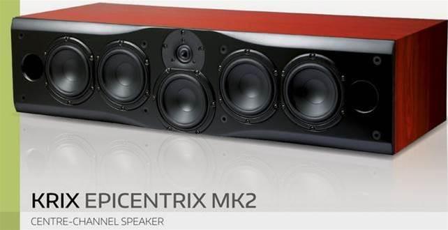 Krix Epicentrix Mk2 Speaker Review & Test