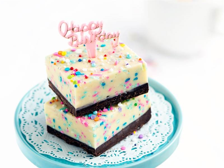 Incredible Birthday Cake Fudge Food Frankie Magazine Australian Fashion Funny Birthday Cards Online Chimdamsfinfo
