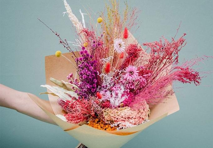 Everlasting Bouquets Interiors Frankie Magazine Australian Fashion Magazine Online