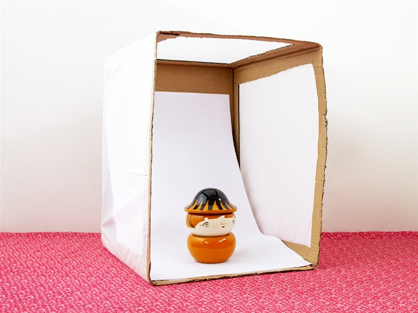 How To Build A Photo Light Box For Less Than 10 Youtube