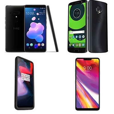 The 10 coolest smartphones of 2018 so far - Finance - Mobility - CRN ...