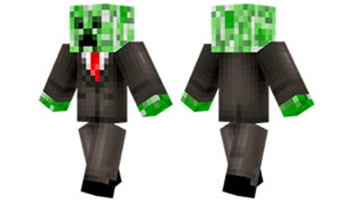 The Coolest Minecraft Skins EVER – K-Zone