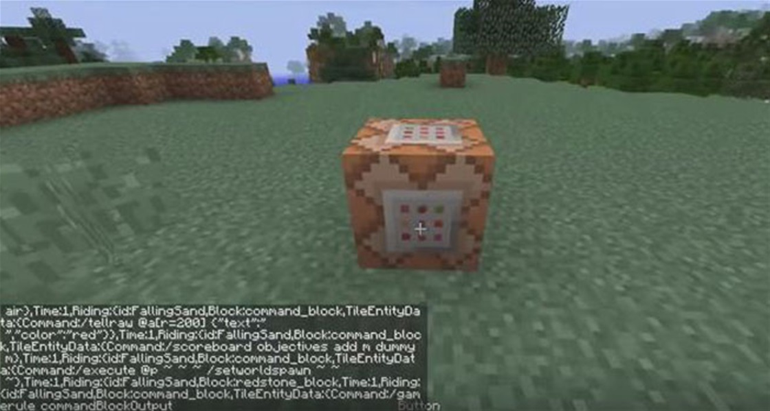 Cool Minecraft Commands – K-Zone