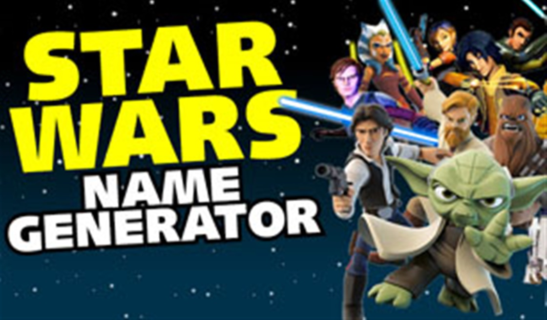 Star Wars Name Generator! – K-Zone