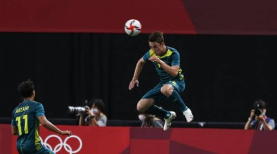 Olyroos: A Pause for Breath in the Group of Death