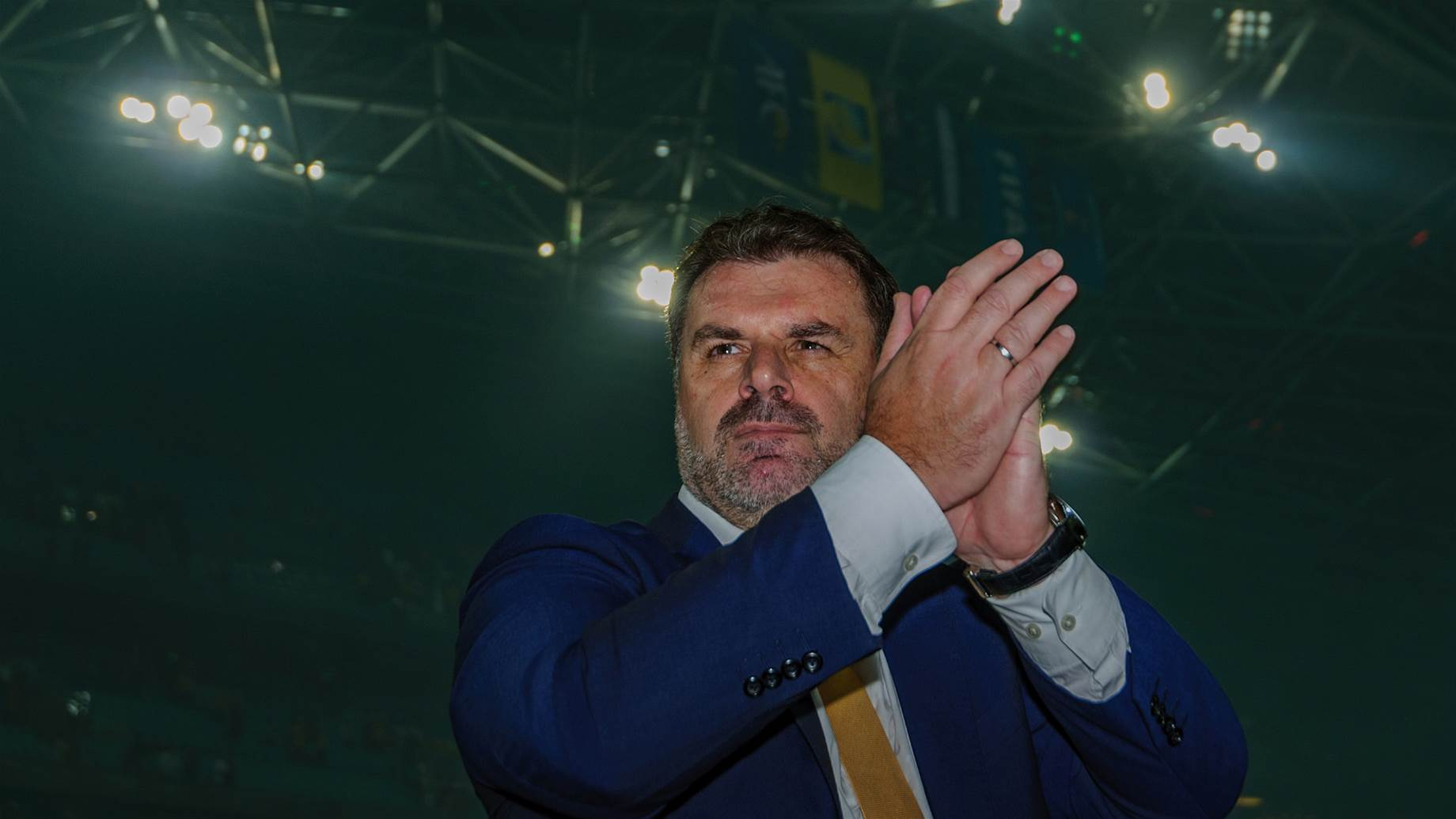 Farewell Ange - we miss him already...