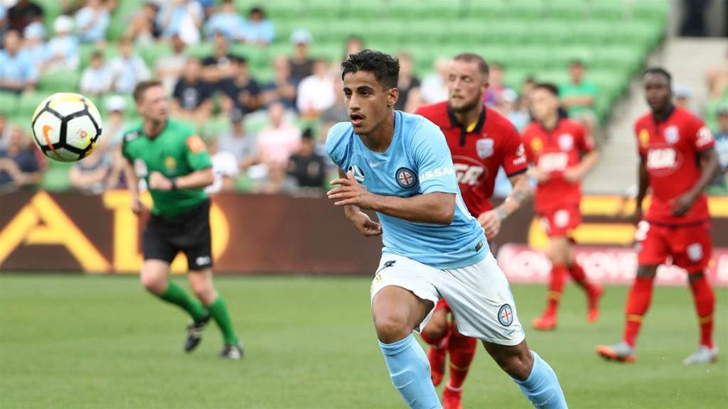 Arzani MUST go to Russia