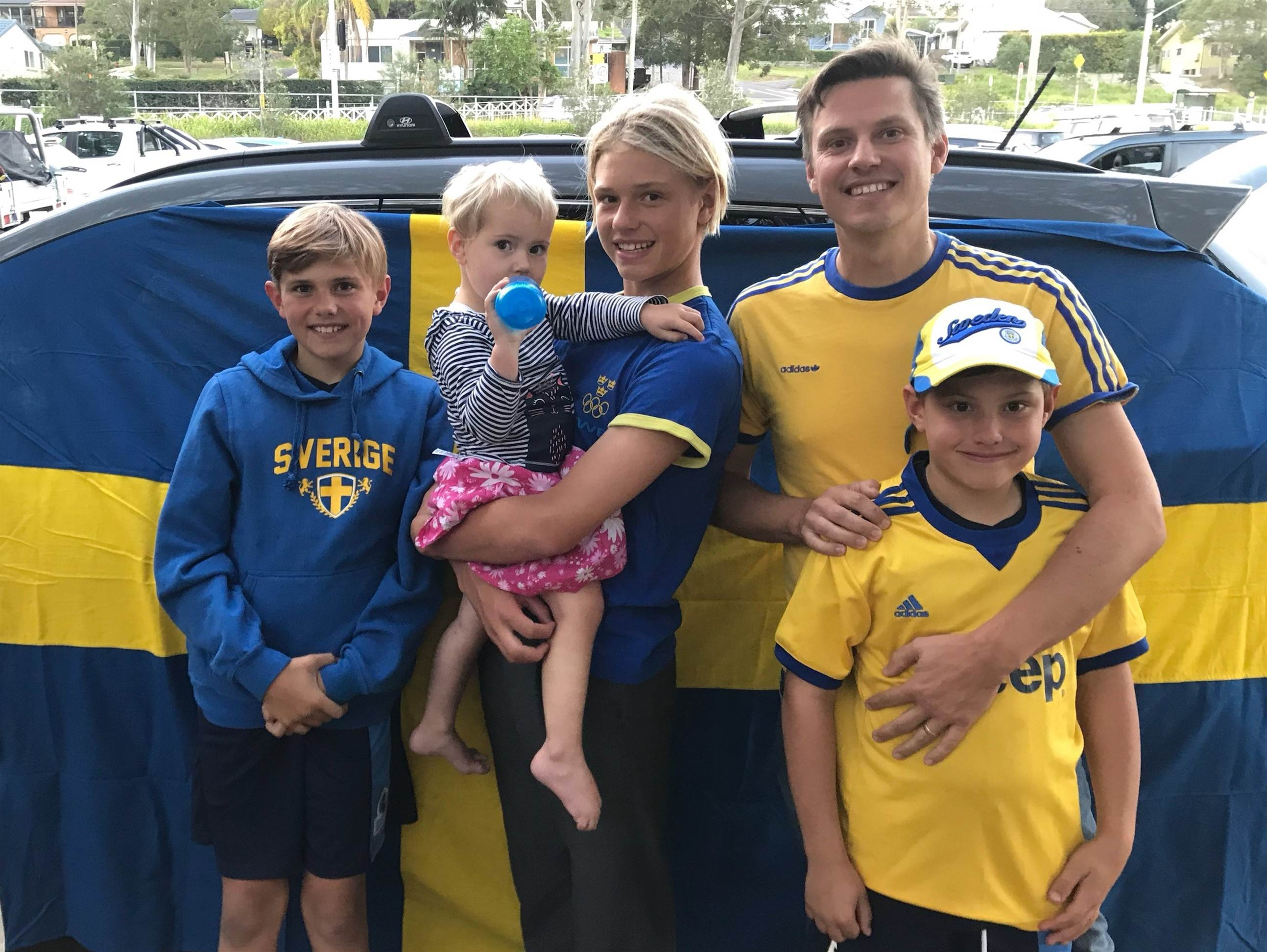 BLOG: The Road to Russia - Sweden