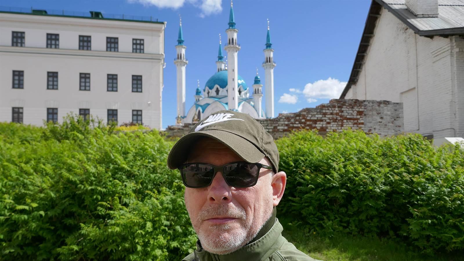 442FM's postcard from Kazan