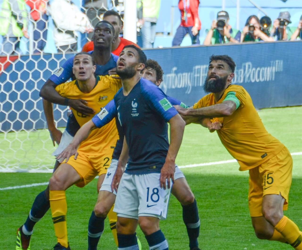 World class Socceroos
