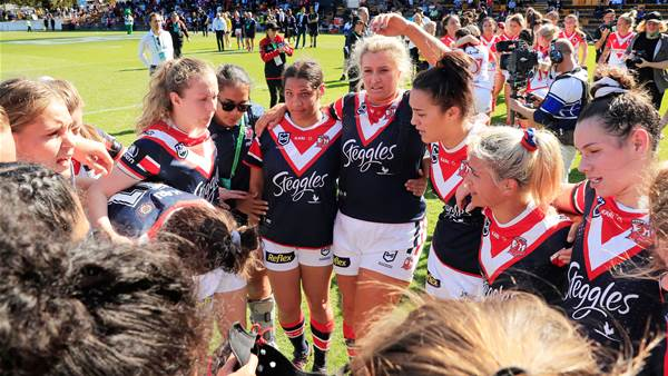 NRLW: the future of a day at the footy